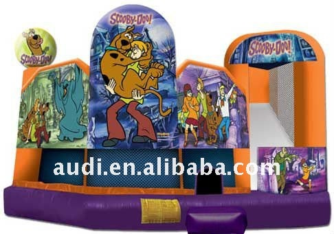 Scooby Doo 5 in 1 Combo