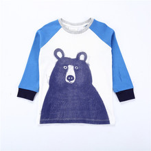 Wholesale Kids Boutique Clothing New Style Fashion Pattern <strong>Boy'S</strong> <strong>T-Shirt</strong> Design