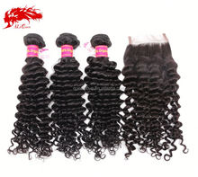 28 Inch Brazilian Tight Curly Weave Extensions Twist Braid Hair