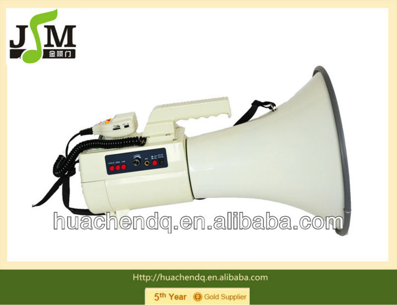 50 Watts Megaphone with USB Function