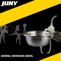 lubing nipple cup drinker unique new Animal Drink Bowl