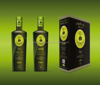 Virgin Olive Oil from Tunisia