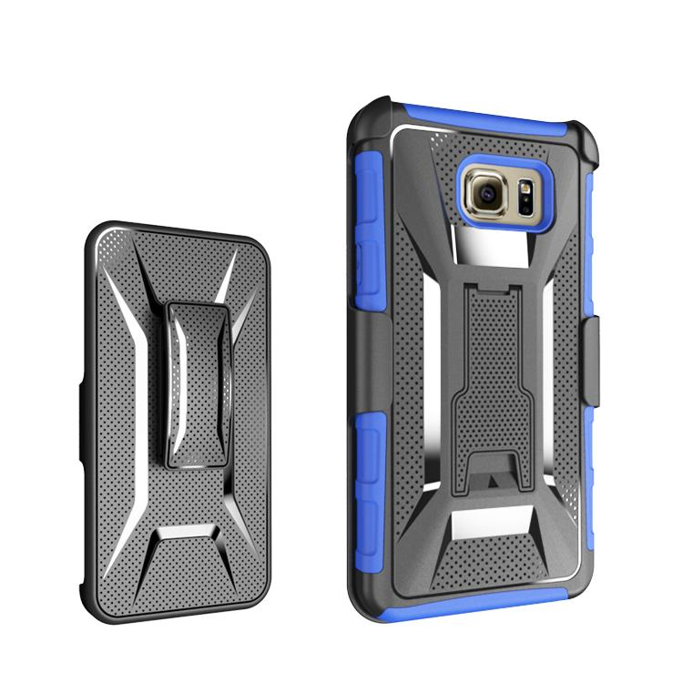 Heavy Duty X Armor Hybrid Holster Belt Clip Shockproor Case For Samsung Galaxy Note 5