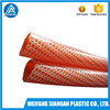 For Irrigation High Quality Plastic PVC Textile Braided Non-torsion Crochet Garden Water Hose
