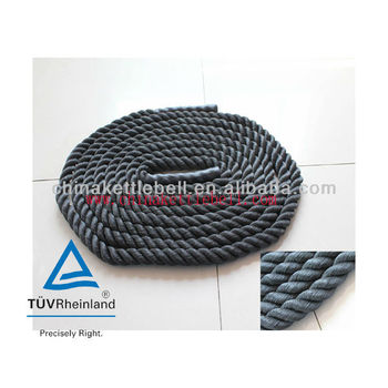 complex nylon gym rope