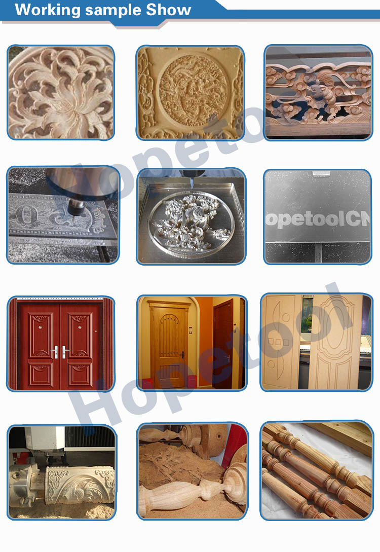 High quality Hot sale cnc wood 3d