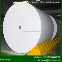 Roll Preprint offset Bill paper