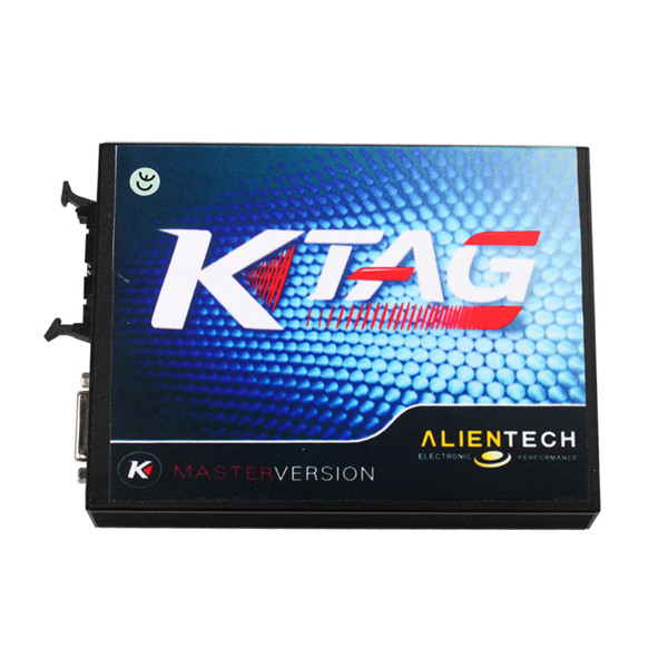 High Quality V2.13 Latest Version KTAG K-TAG Firmware V6.070 ECU Programming Tool with NO Token DHL fast