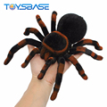 Animal Parks 4 Channels Tarantula Toy With Light Eyes Remote Control RC Spider