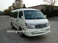 11 Seats Left/Right Hand Drive Chinese Diesel/Petrol Small Van Sale