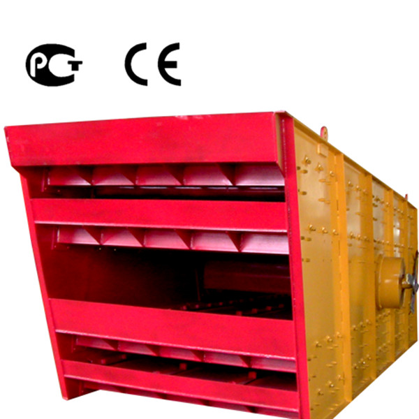 high efficiency xxsx hot vibratory screen in china CE ISO GOST