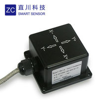 ZC Sensor ZCT260K-LBS-BUS-B1-31 Dual Axis High Accuracy RS485 Output Inclinometer Sensor