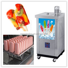 Easily operation semi-auto and automatic pop ice popsicle making machine