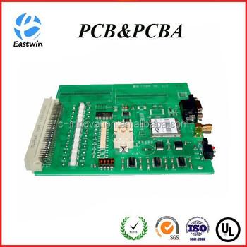 gsn/gprs/gps module alarm pcb stancil