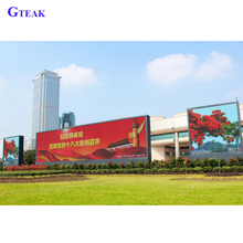 Full color ip65 p10 outdoor led display panel
