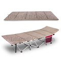 Hot selling suede mat camping folding cots mattress