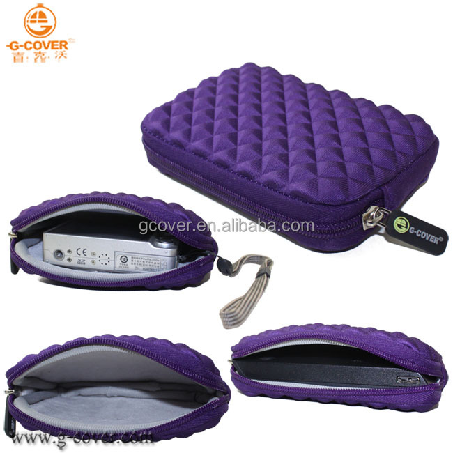 Neoprene HDD camera gps bag case