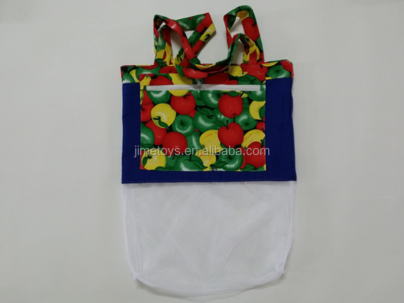 Promotional Canvas Beach Bag