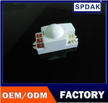 LED intelligent microwave radar sensor instead of the human body infrared light-operated switch