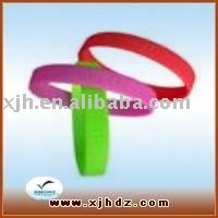 Popular Colorful Silicon Bracelet