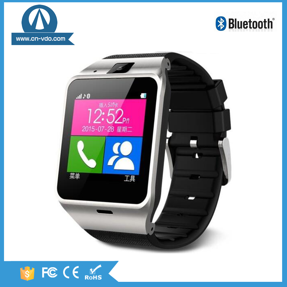 Android Smart Watch GV18 Smartwatch Phone with Whatsapp, Facebook.