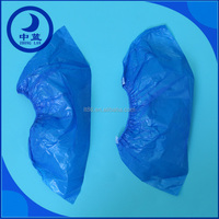 wholesale stock shoe covers disposable non-woven fabric boot cover