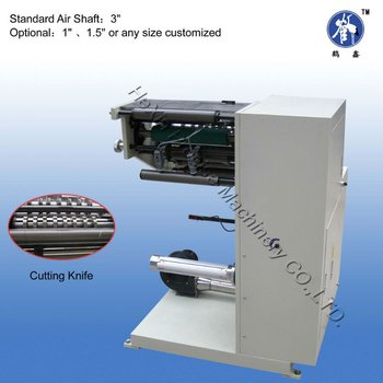 Automatic Non-woven fabric slitter rewinder