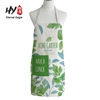 Custom small size canvas waist kitchen apron