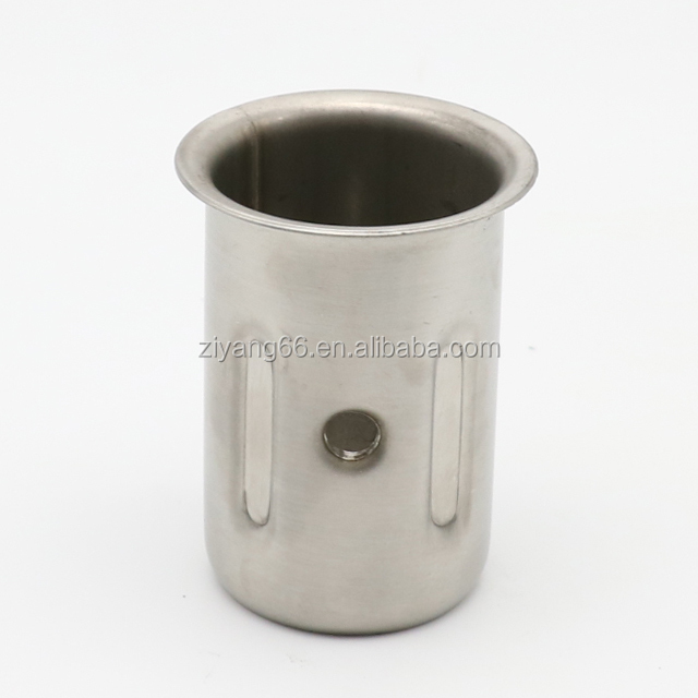 kitchen cabinets Stainless Steel Leg Socket 1 5/8''(41mm) tube