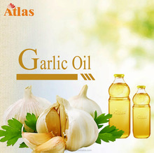 100% pure FFC Garlic Oil. Food garlic extraction