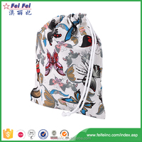 Small Cloth Bags and Drawstring