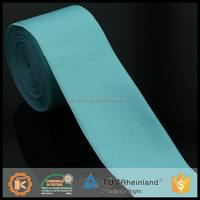 New fresh mint green woven high tenacity elastic webbing belt