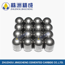 DTH Bits & Hard Rock Tools use YG8/YG6 spherical carbide buttons