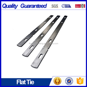 Free samples galvanized standard x flat wall ties from ties