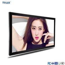 Hot Sale LED Backlight LCD Smart TV Wall Mounted Ditital Signage Display for Beauty Salon