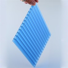 Roofing Lighting Polycarbonate Hollow Slab/Plastic Hollow Sheet/PC Hollow Panel for Roofing/Covering/Canopy/Awning