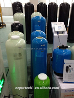150PSI Natural / Grey/ Blue /Black color 1054 frp water tanks pressure vessel