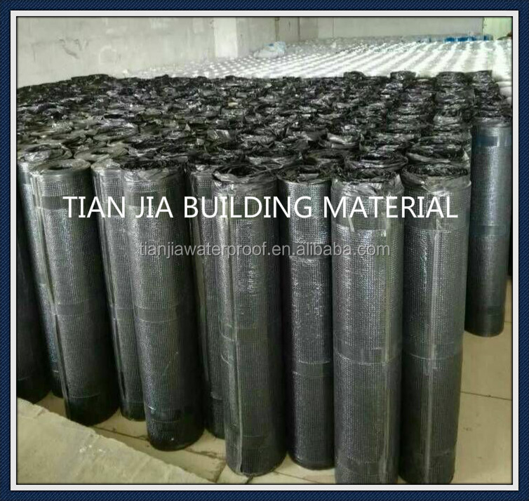 3mm bitumen waterproof membrane/ asphalt roll roofing/bitumen membrane waterproof