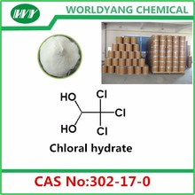 Chloral hydrate CAS NO.302-17-0