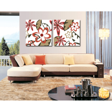 Simple designs wall art modern flower natural scenery oil painting