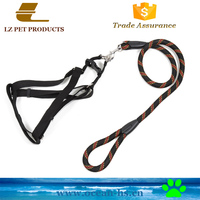 eco soft nylon puppy dog harness pet products