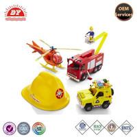 shenzhen oem fireman sam rescue toys vehicle