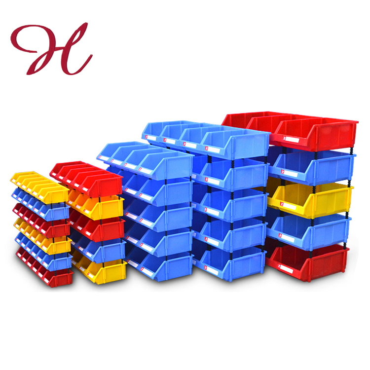 High Quality Best Price Spare Parts Stackable Storage Container Bin Plastic Storage Box
