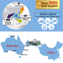 International Logistic Shipping Service Company to Brisbane