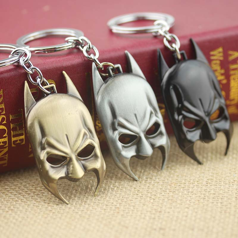 Euramerican Style The Avengers Series Moives jewelry Batman Mask Keychain <strong>K</strong>-<strong>122</strong>