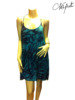 Sexy Summer Dress Wholesale fashion Tie dye Colorful Dress,handmade tie dye
