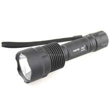 Manta Ray C12-UE LUMINUS SST-40-W 1650lm 12x7135 8-Mode Integration Outdoor Tactical LED Flashlight (1x18650)