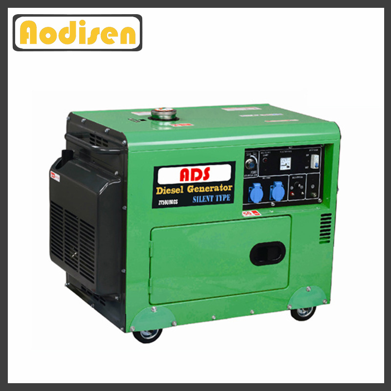iso small type mobile open frame home use best portable generator