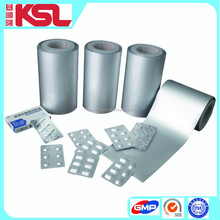 pharmaceutical packaging alu foil