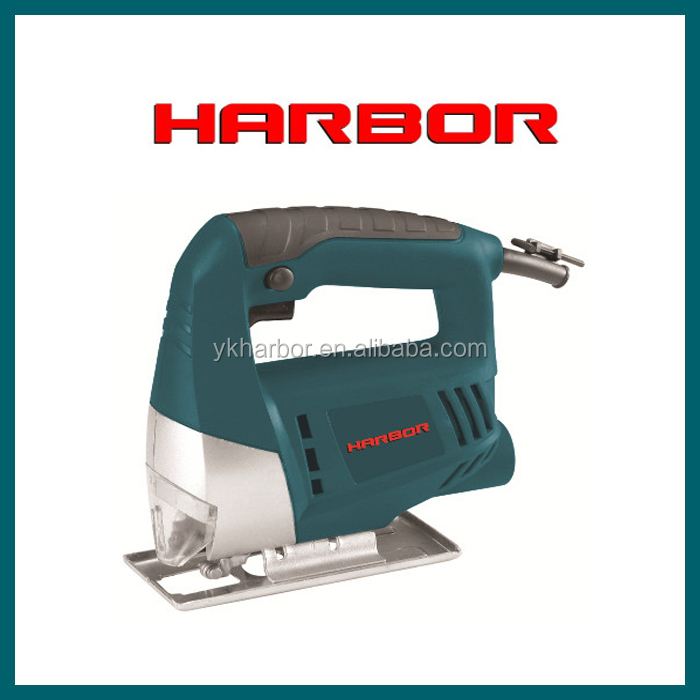 (HB-JS003)hot selling model wood <strong>saw</strong> machine electric jig <strong>saw</strong> machine tool ,55mm wood cutting capacity,